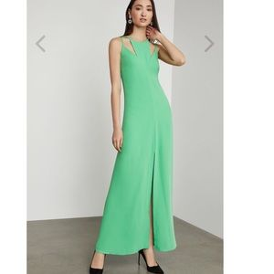 NWT BCBGMAXAZRIA maxi dress